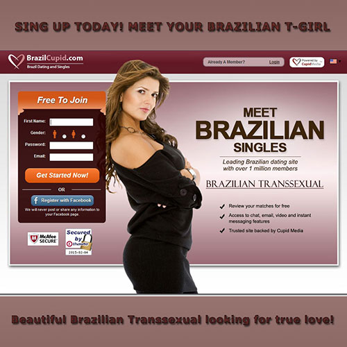 Brazialian Cupid Transsexual