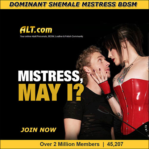 shemale master salve mistress