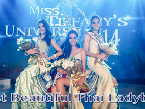 Thailand most beautiful ladyboys | Miss Tiffany's Universe