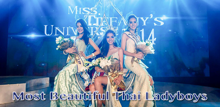Thailand most beautiful ladyboys | Miss Tiffany's Universe