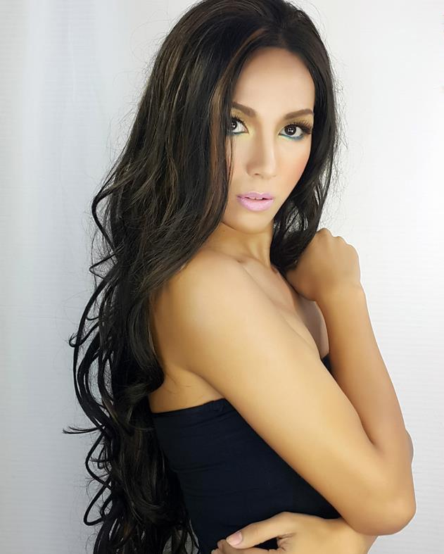 Maki Gingoyon Transgender Philippines