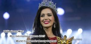 Trixie Maristela 2015 -Philippines