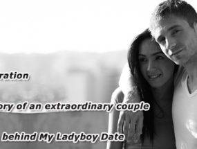 My Ladyboy Date Cyril & Maki
