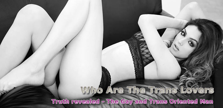 I am attracted to transsexuals - Taboo & Reality