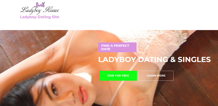 Ladyboy Kisses Dating Site Review